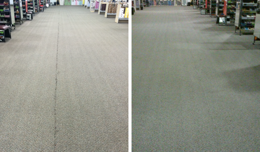 DSW Shoe Store in Lithonia - Carpet Repair